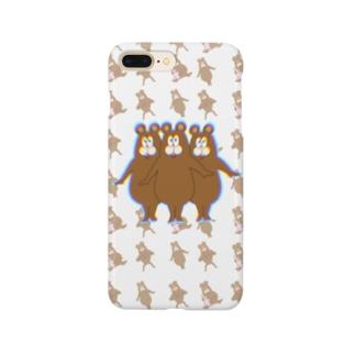 たくさーんくまちゃん🧸 Smartphone cases