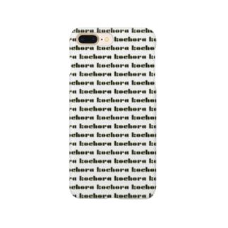こちょロゴ Smartphone cases