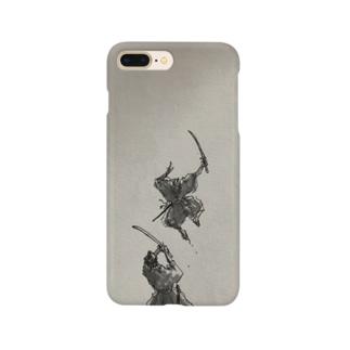 御免 Smartphone cases