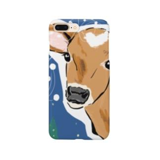 ジャージー牛の夢。 Smartphone cases
