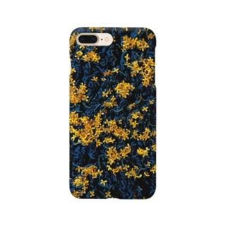 アスファルトに金木犀 Smartphone cases