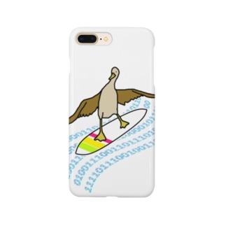 ネットサーフィン Smartphone cases