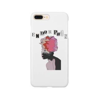 脳内麻薬!!(イラスト) Smartphone cases