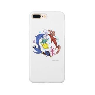大介の水族館 Smartphone cases