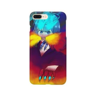 火炎人間 Smartphone cases