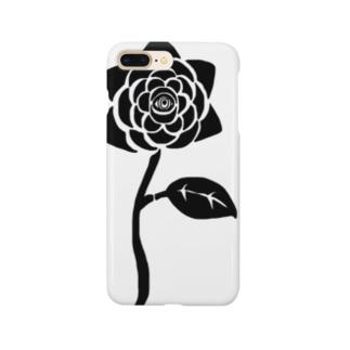 黒華のヒトミ Smartphone cases