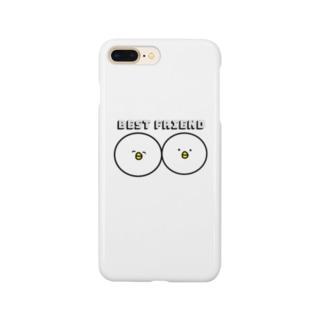BEST FRIENDな小鳥さん達 Smartphone cases