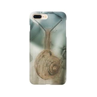 ヌメっと蝸牛 Smartphone cases
