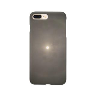 おともだちの月暈ちゃん Smartphone cases