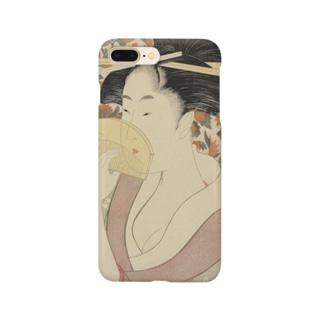 チラリズム展ミュージアムグッズ【だれでもミュージアム】 Smartphone cases