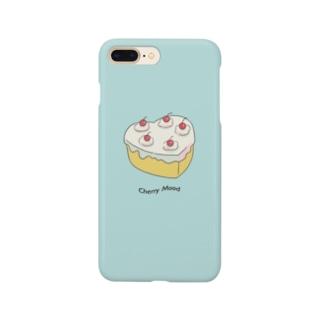 cherry mood Smartphone cases