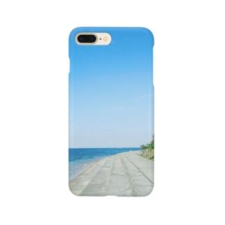 夏の海57 Smartphone cases