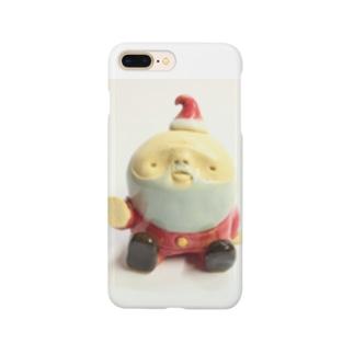 サンタドワーフ Smartphone cases