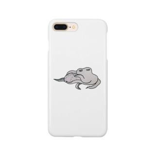 マクラタコ図 Smartphone cases