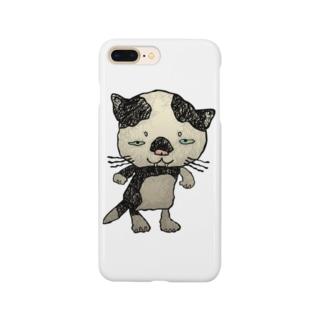 ブネコ1 Smartphone cases