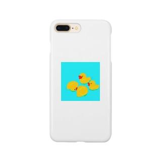 ぷかぷかお風呂のアヒル Smartphone Case