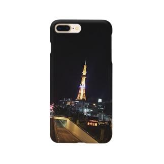 電波塔 Smartphone cases