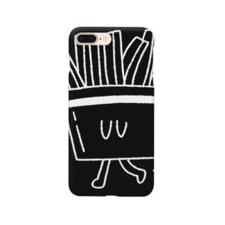 ポテトくん Smartphone cases