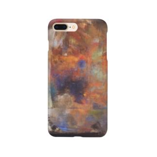 オディロン・レドン / Flower Clouds / 1903 / Odilon Redon. Smartphone cases