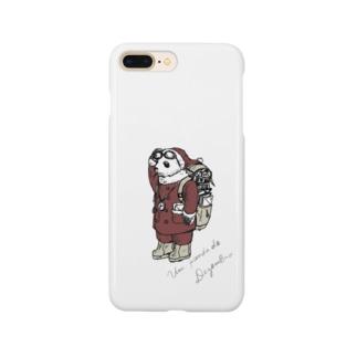 バースデーパンダ/12月 Smartphone cases