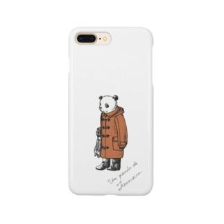 バースデーパンダ/2月 Smartphone Case