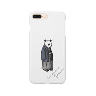 バースデーパンダ/1月 Smartphone Case