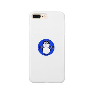 ハピ猫 Smartphone cases