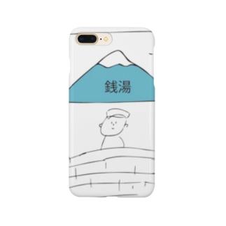 おふちゃん Smartphone cases