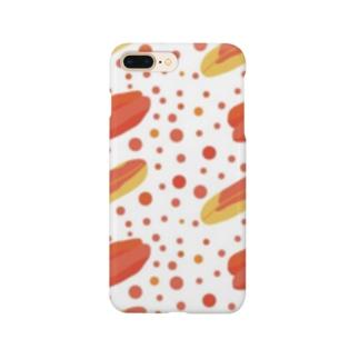 つぶつぶ明太フランス Smartphone cases