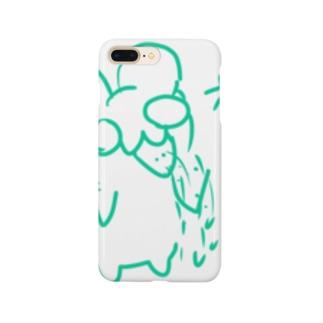 オエーぽに Smartphone cases