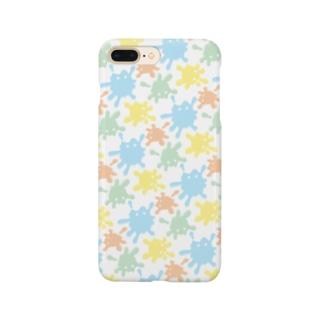 絵の具ちゃん Smartphone cases