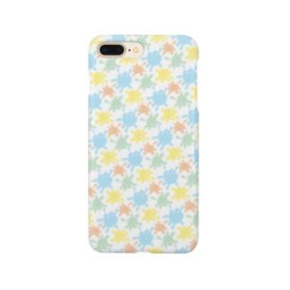 絵の具ちゃんmini Smartphone cases