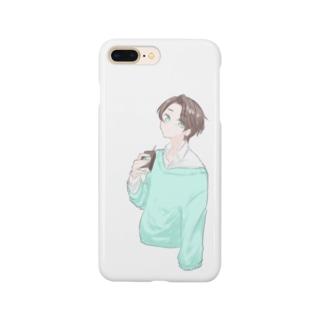 ちょこみんとくん Smartphone Case