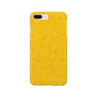 イチョウの紅葉 Smartphone cases