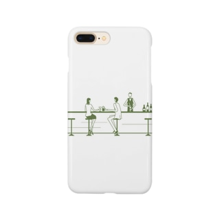 bar スマホケース Smartphone cases