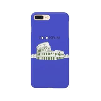 コロッセオ スマホケース Smartphone cases