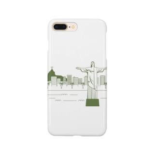 リオデジャネイロ スマホケース Smartphone cases