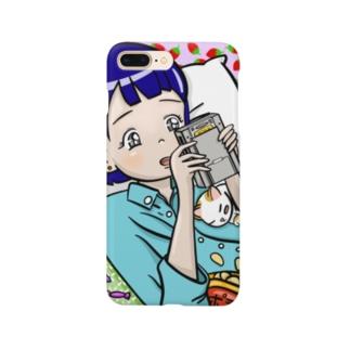ゲーム女の子 Smartphone cases