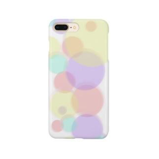 まるまる Smartphone cases