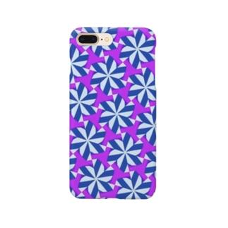 かざぐるま Smartphone cases