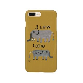 Slow Elephants  Smartphone cases