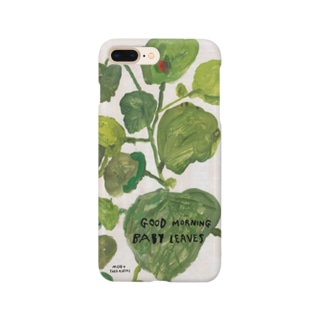 Green Leaves Smartphone cases