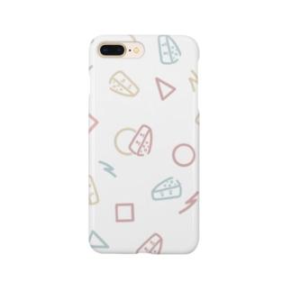 レトロがんづきくん Smartphone cases