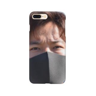 強そうなピーナッツ Smartphone cases