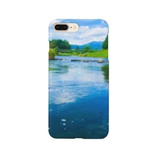 荒川(in栃木) Smartphone Case