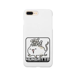HUNGATTOえのき Smartphone cases