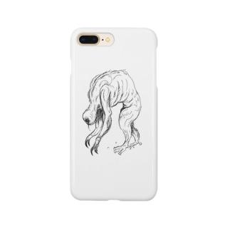 夢で見たやつ Smartphone cases