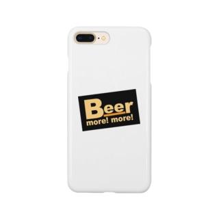 キリン二番搾りのビールモア Smartphone cases