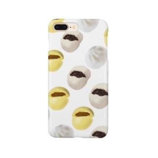 中華まんトリオ Smartphone cases