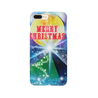 宇宙でメリークリスマス2 Smartphone cases